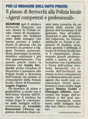 Giornale di Olgiate - 14/02/2015