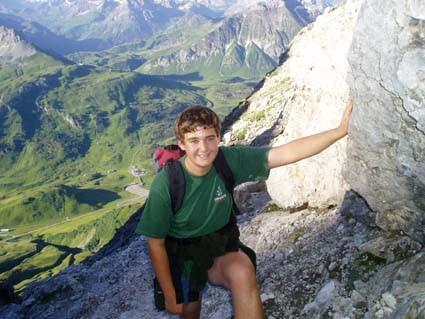 Bergtour auf den WIdderstein