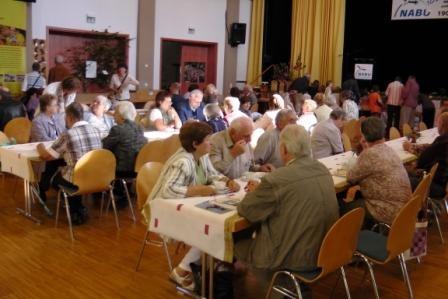 Besucher unserer Präsentation am 03.10.2010 in der Frizhalle