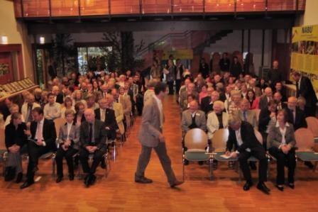 Festabend 100+10 Jahre in der Frizhalle in Schwaigern