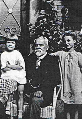Karl Essich, Gründer unseres Vereins