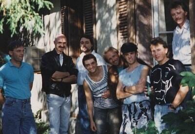 irrwisch with tony levin & curti cress_ebony 1989
