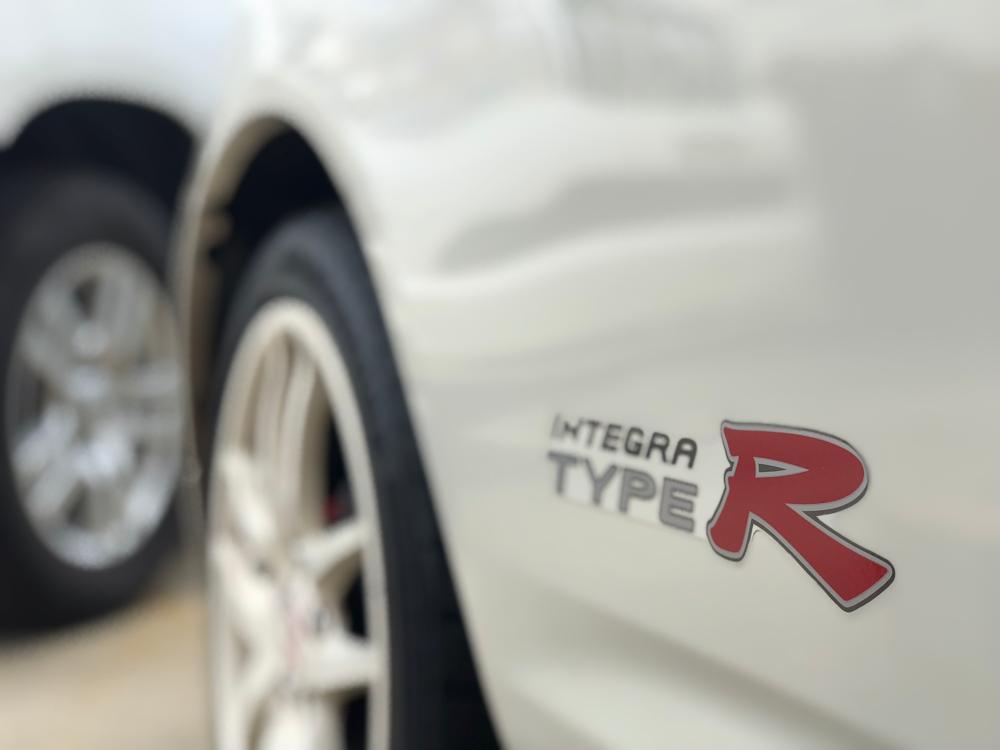 インテグラ タイプR