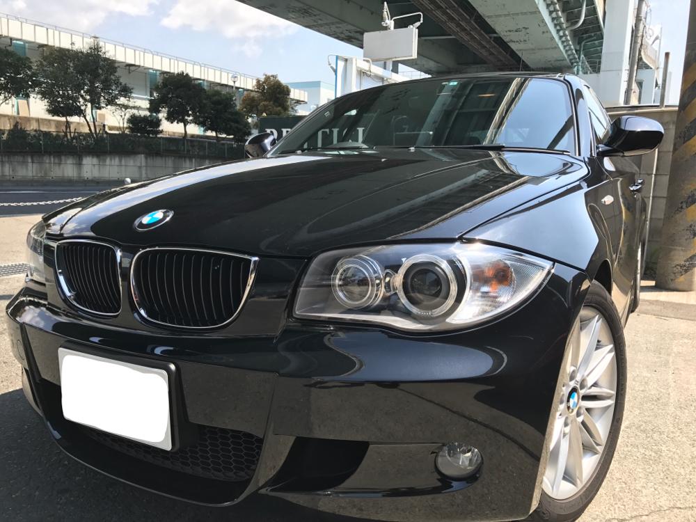 BMW E87 1シリーズ