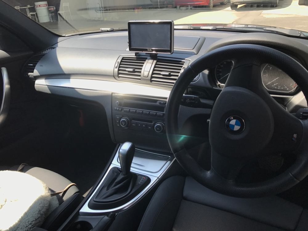 BMW E87 インパネ