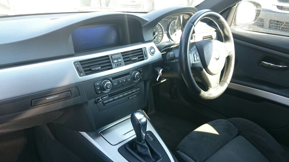 BMW3シリのインパネ