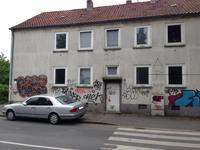 Gebäude an der Harpener Straße