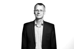 Dr. Volker Behr, FDP-Bezirksvertreter in Bochum-Mitte
