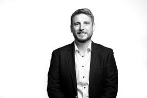Bastian Gläser, FDP-Spitzenkandidat für die Bezirksvertretung Bochum-Ost