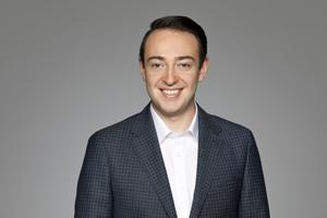 Léon Beck, stellv. Vorsitzender der FDP-Fraktion im Rat der Stadt Bochum