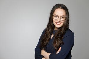 Luisa-Maximiliane Pischel, stellv. Fraktionsvorsitzende