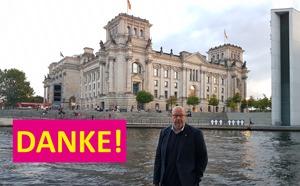 Unser Mann in Berlin: Olaf in der Beek