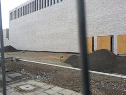 Baustelle Musikzentrum