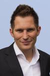 Dennis Rademacher, Kreisvorsitzender der FDP Bochum
