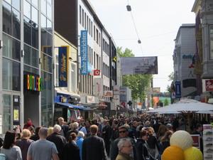 Sonntagsöffnung in Bochum