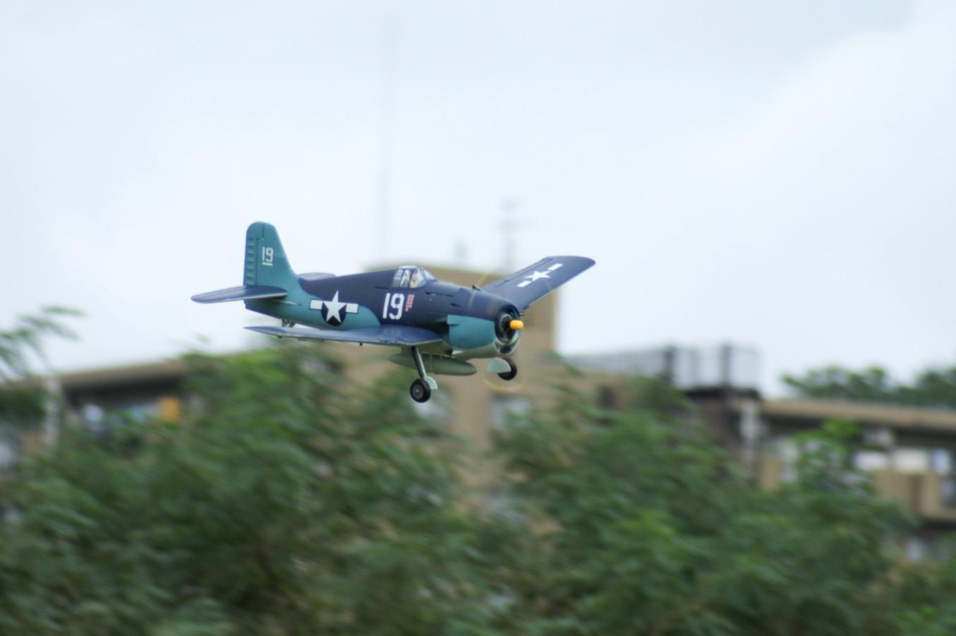 F4F  ヘルキャット