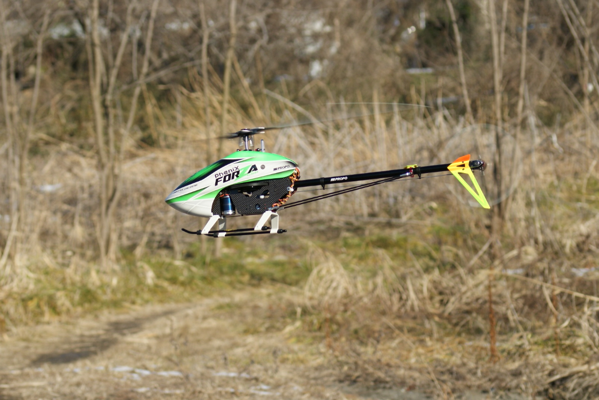 JR FORZA 450   3D