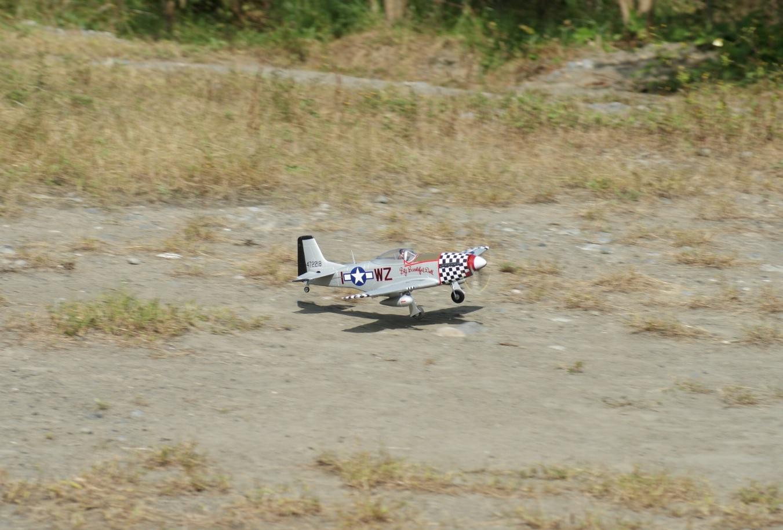 P-51D ムスタング ビッグビューティフルドール