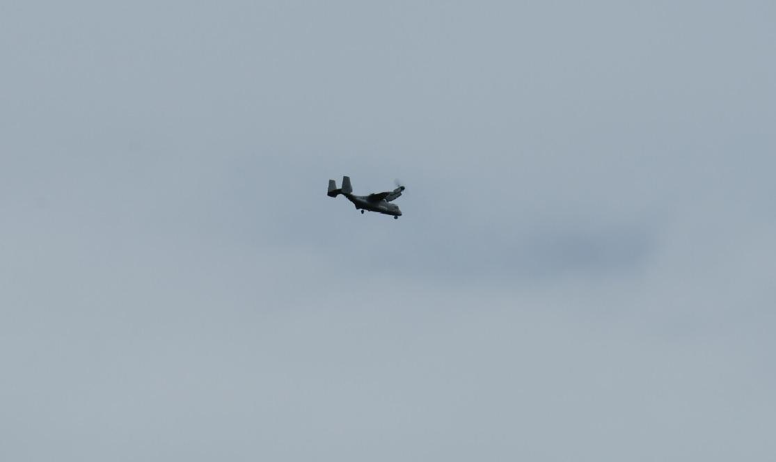 V-22オスプレイ  ( 飛行機モード )
