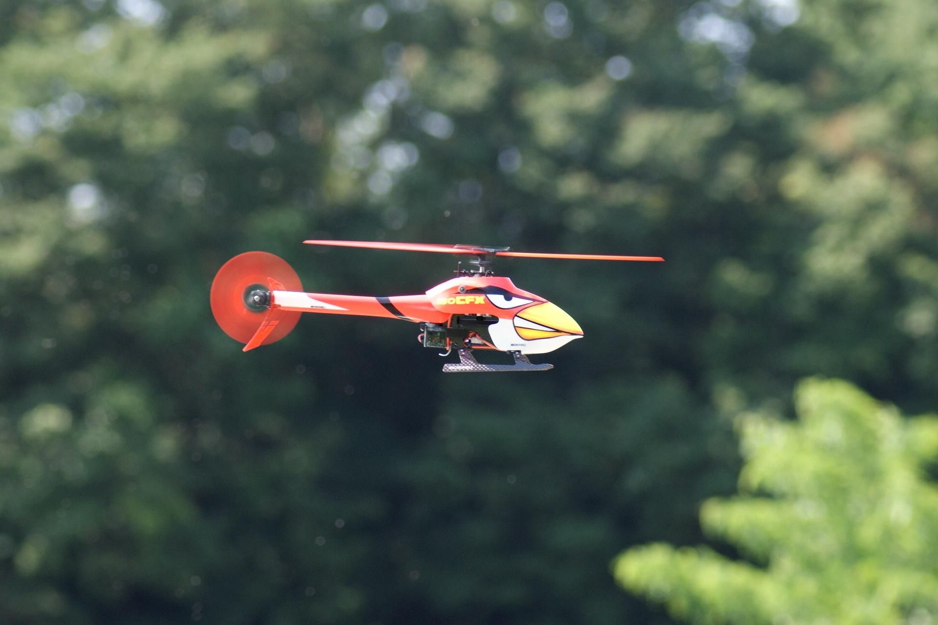 Angry Bird Fuselage set - BLADE 180 CFX