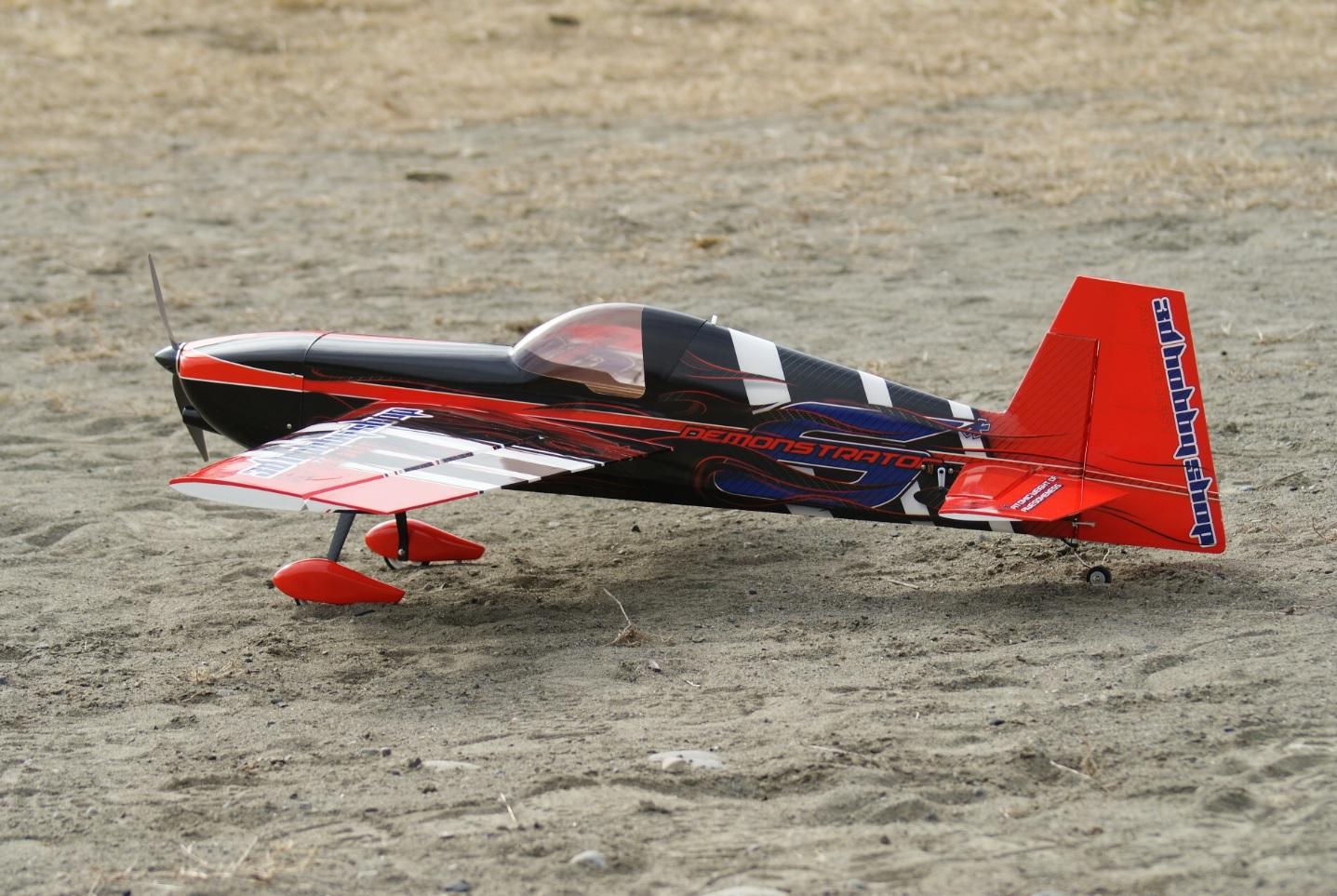 3D Hobby Shop 48 Edge 540 Demonstrator