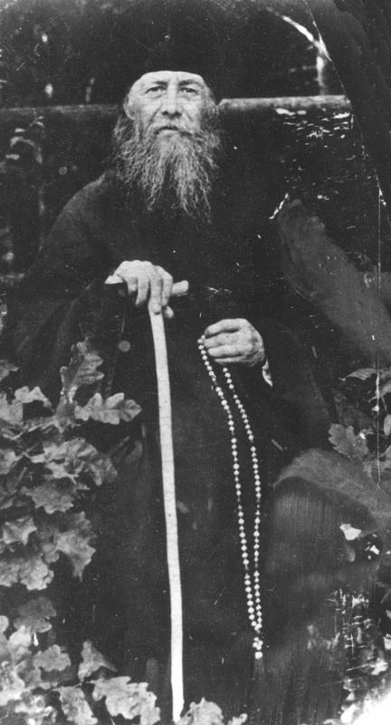 Der heilige Starez Anatoli der Jüngere von Optina.