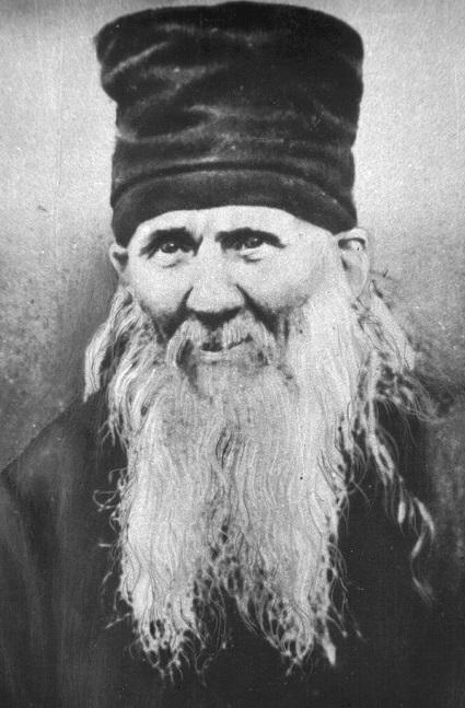 Der heilige Altvater Ambrosius (Amvrosij) von Optina.