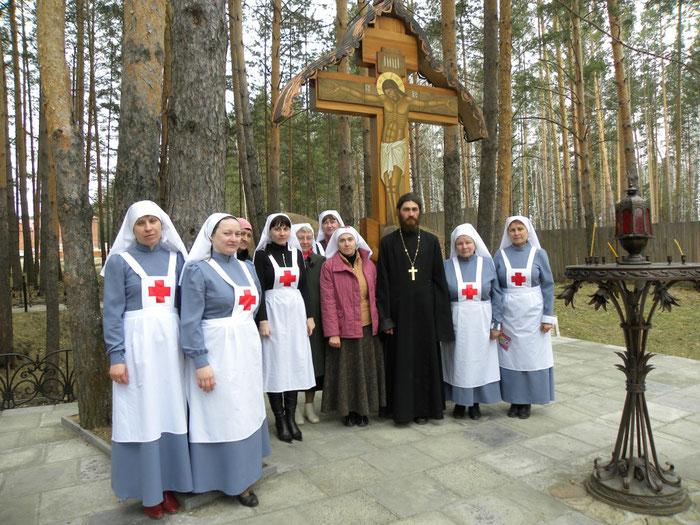 Neubeginn der Schwesternschaft im Kloster Maria und Martha.