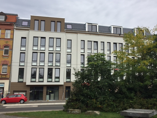 Holzhäuserstraße in Leipzig