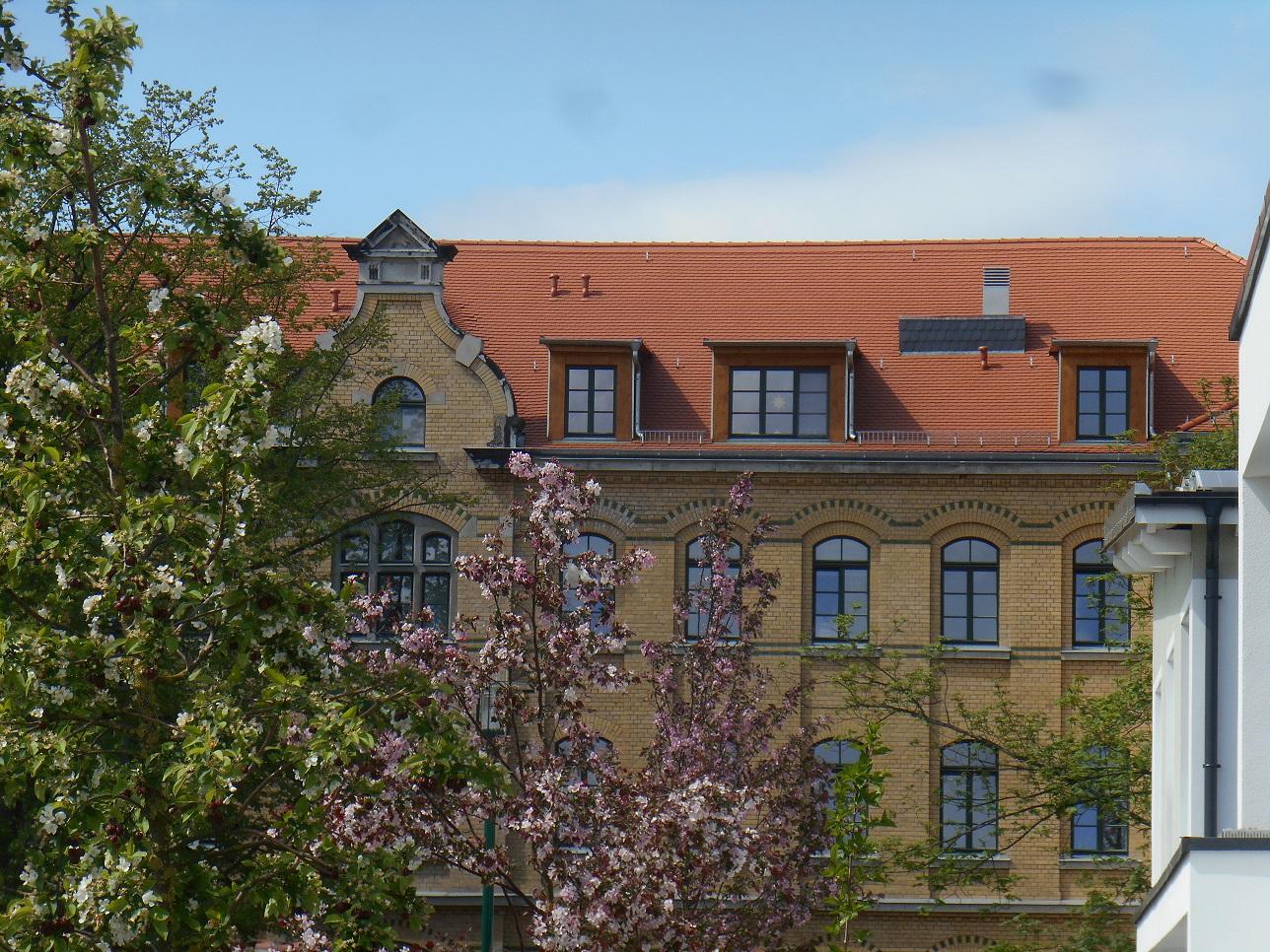 Olbrichtstraße 1, Haus 2 und 3
