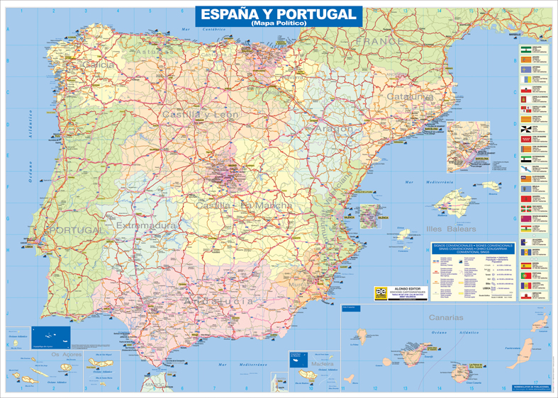 mapa espana image collections diagram writing sample ideas and guide Club Car Precedent Accessories 2002 club car service manual