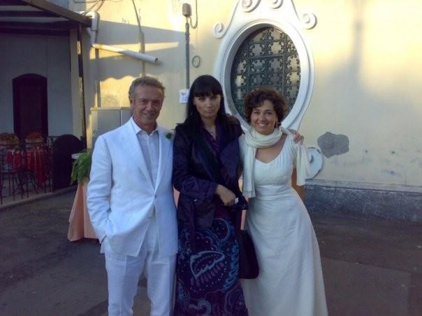 con Franco Rendano e Katia Bazzocchi