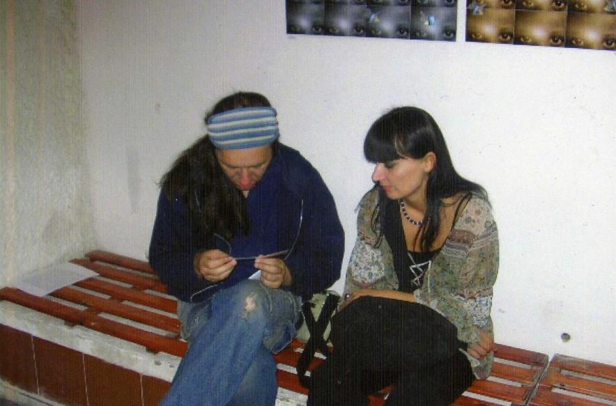 con Franco Zaccaro