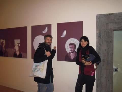 con Stefano Taccone