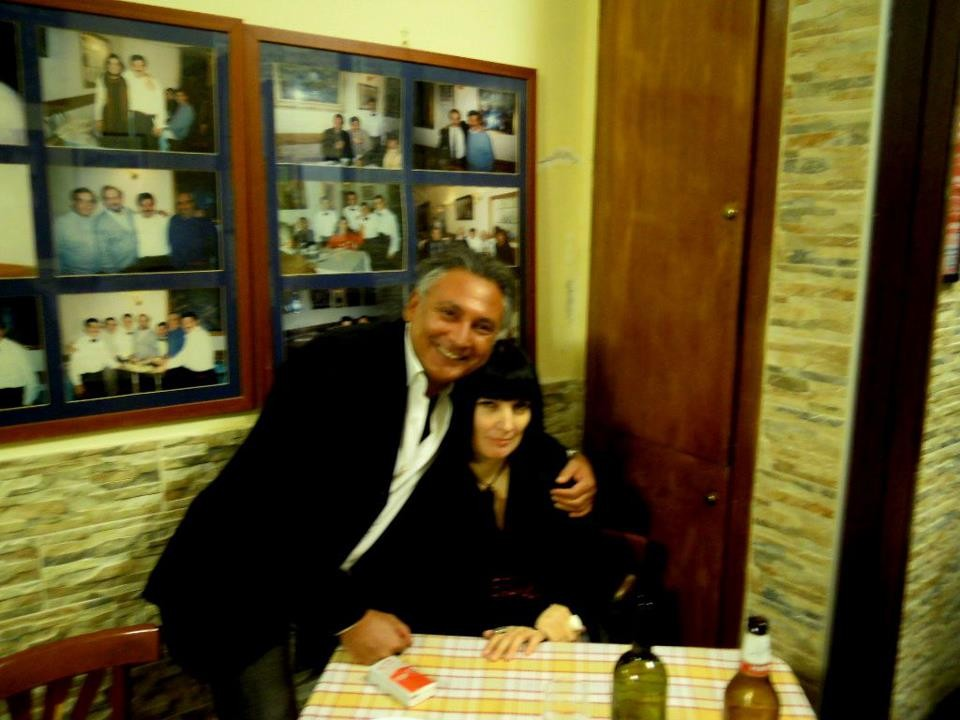 con Francesco Paolantoni