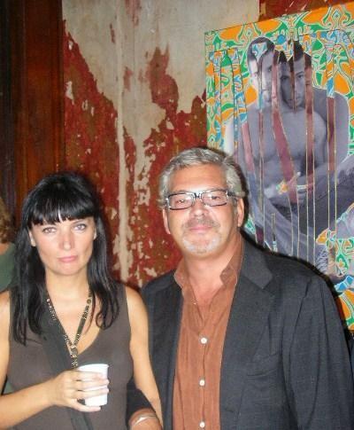con Guido Cabib