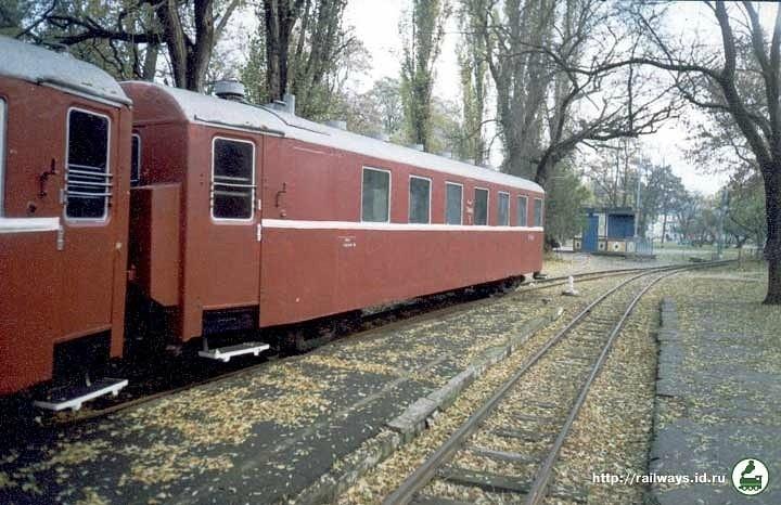Пасажирський вагон PAFAWAG