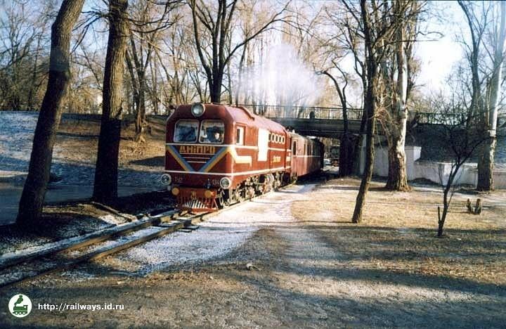 Поїзд у тунелі імені В.В.Маяковського