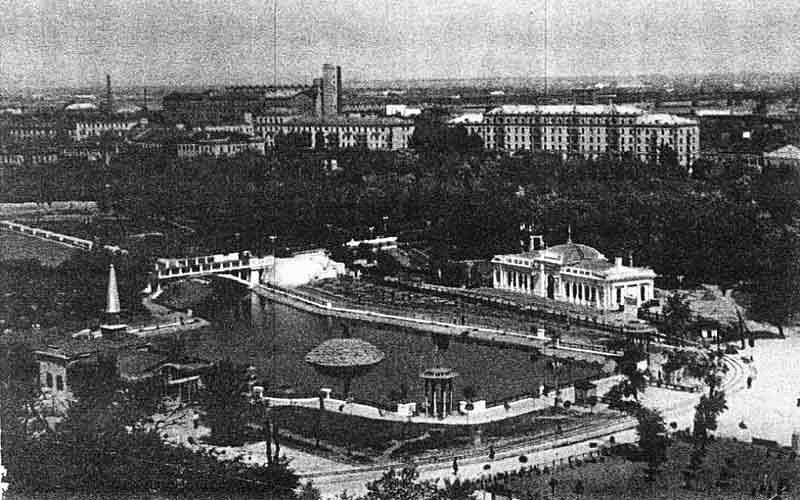 Панорама Малої Сталінської