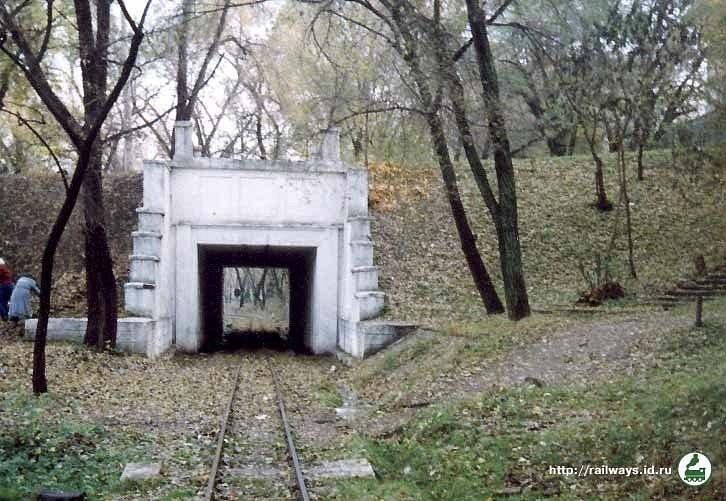 Тунель імені О.С.Пушкіна