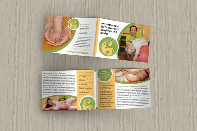Wording Folder: Physiotherapie Vierfüßler (DESIGN: Burner Design)