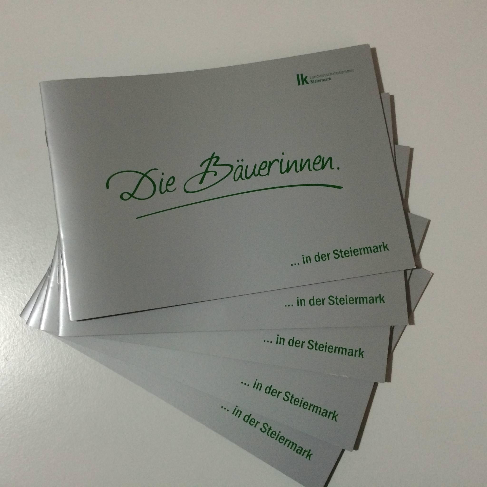 Authentisches Selbstverständnis, anpackend am Puls der Zeit: Neupositionierung, Wording neu, Landwirtschaftskammer Steiermark