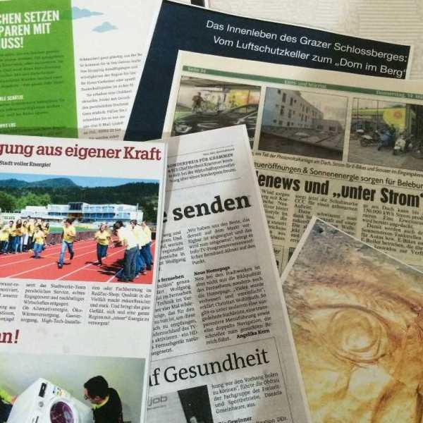 Storytelling, Redaktion & Fachjournalismus: querbeet