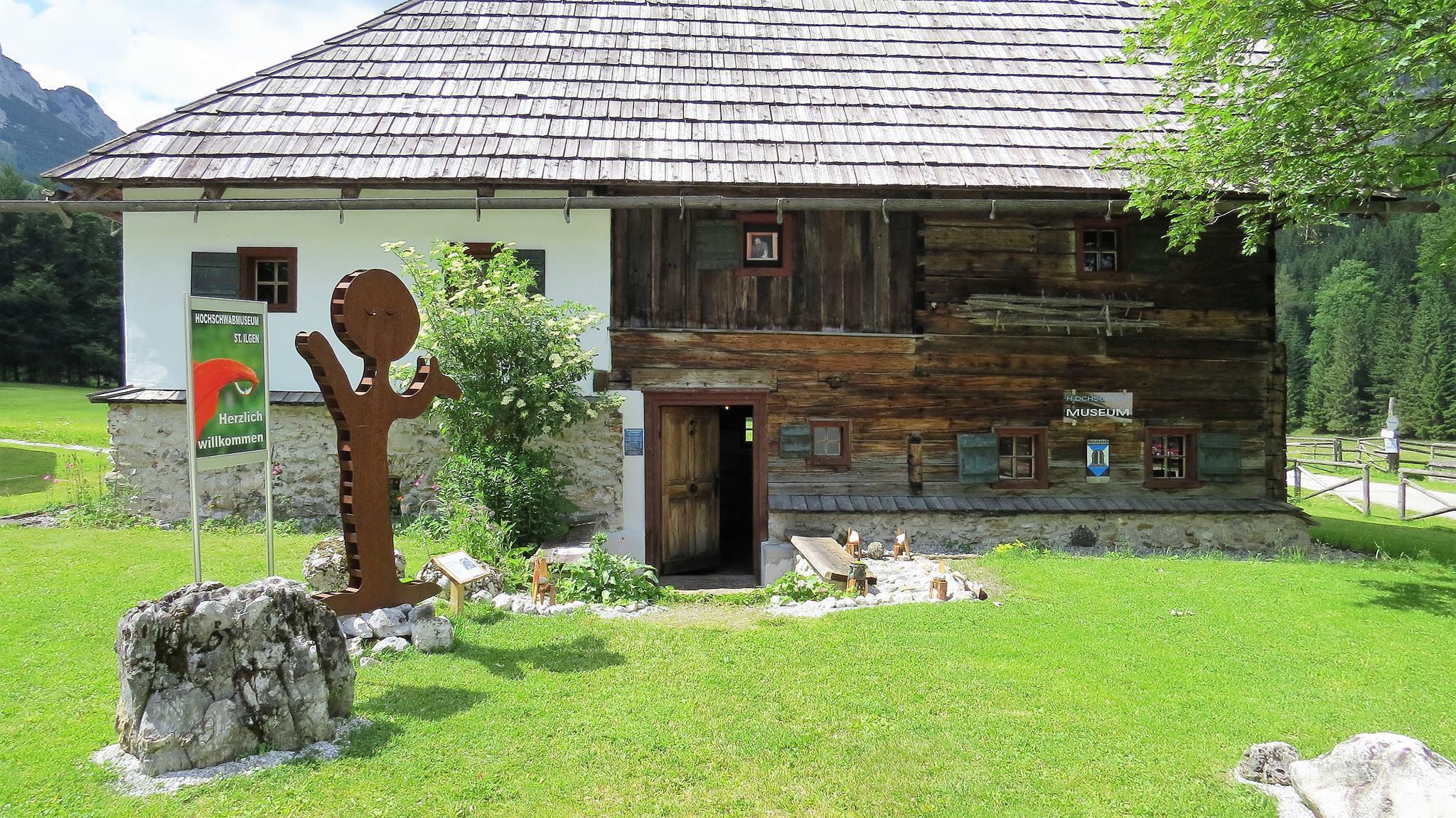 fachliche Ausstellungsleitung, Konzeption & Ausstellungsgestaltung: Hochschwabmuseum [SINNESschatz]