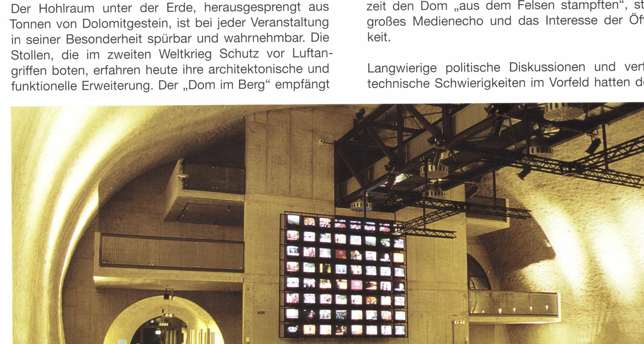 "Kulturjournalismus Graz: leitende Redaktion ""best of graz"""