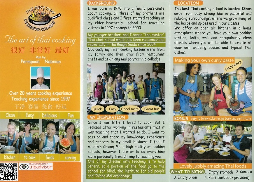 Best Thai Cooking School