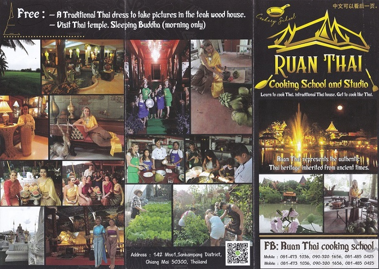 Ruan Thai Cooking School & Studio