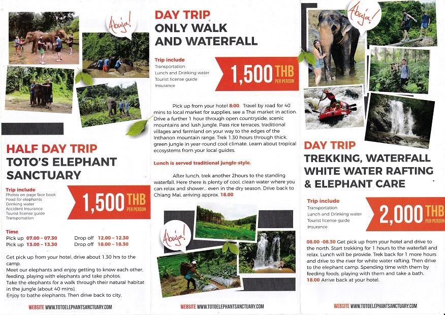 Toto's Elephant Sanctuary