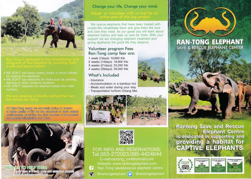 Ran-Tong Elephant