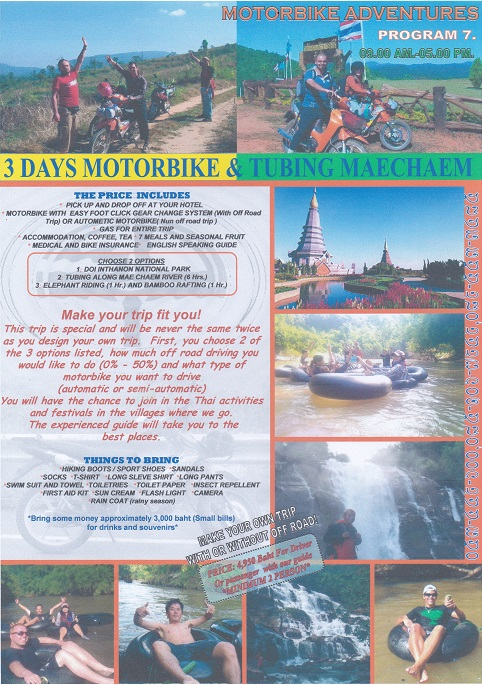 Something Different Tours 3days